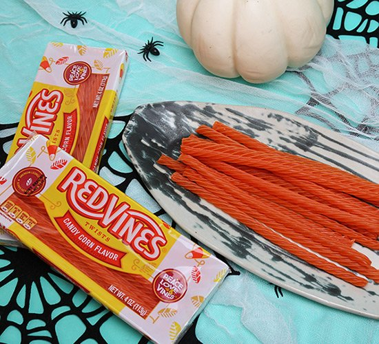 Red Vines Candy Corn Twists Lifestyle Image