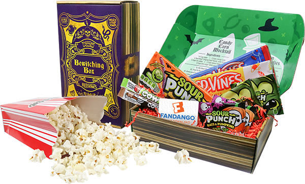 The New BeWitching Box